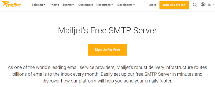 List Of Free SMTP Service Providers 2019 | EmailsNDomains
