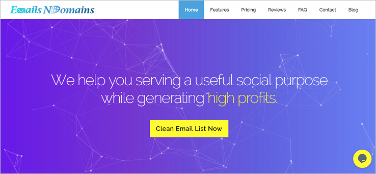 list cleaning service